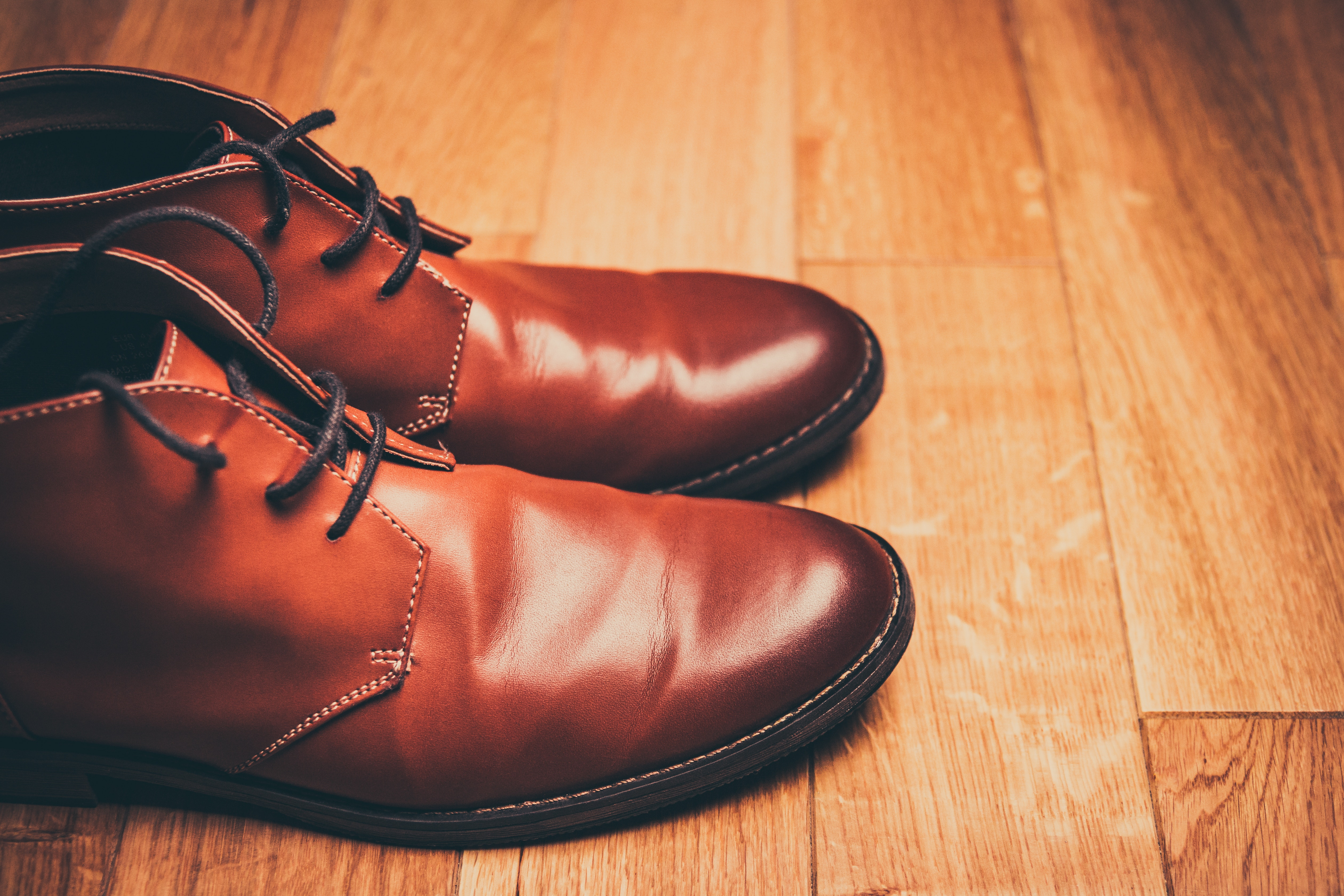 Leather boots, a style essential for the modern gentleman