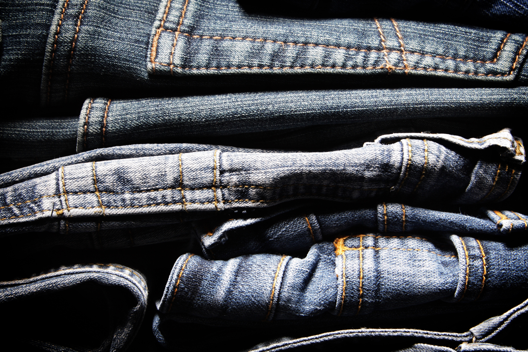 Denim jeans, a style essential for the modern gentleman