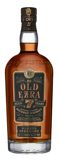 Old Ezra Bottle