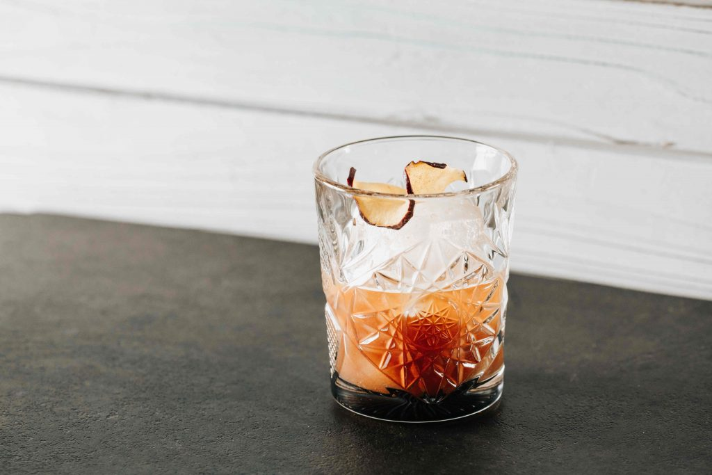Teddy Roosevelt's Fox cocktail